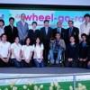 """เปิดตัว Application """"Wheel-go-round""""และทีมwheel-go-round ทีมMicrosoft Student Partner (พัฒนาแอพพลิเคชั่น) ภายใต้ """"โครงการเผยแพร่ข้อมูลสิ่งอำนวยความสะดวกสำหรับผู้ใช้รถเข็น"""""""