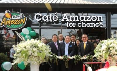 โออาร์ เปิดร้าน คาเฟ อเมซอน ฟอร์ แชนศ์ ขยายโอกาสการทำงาน และสร้างความเท่าเทียมให้กลุ่มผู้สูงวัย